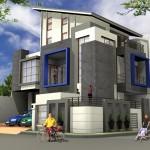 Proyek Rumah Tinggal di Gading Kirana