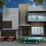 Proyek Rumah Tinggal di PIK
