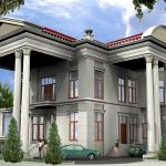 villa gading indah - 1