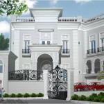 villa gading indah - 3